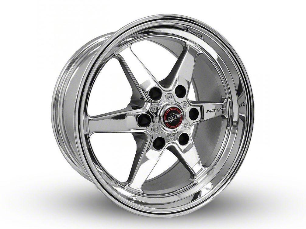 Race Star 93 Truck Star Chrome 6-Lug Wheel - 17x9.5 (99-18 Silverado 1500)