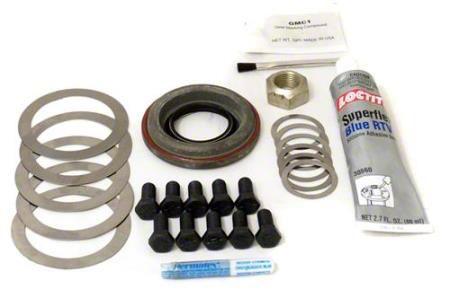 G2 8.25 in. IFS Bearing Install Kit (07-13 Silverado 1500)