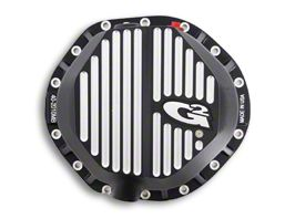 G2 Axle and Gear Ball Milled Differential Cover - 9.5 in. (07-13 Silverado 1500)