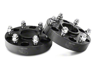 G2 Axle and Gear 1.25 in. Billet Wheel Spacers (99-19 Silverado 1500)