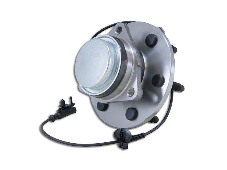 Yukon Gear Front Bearing & Hub Assembly - 6-Lug (07-13 Silverado 1500 w/ ABS)
