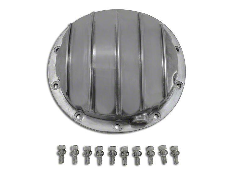Yukon Gear Finned Polished Aluminum Differential Cover - 8.5 in. & 8.6 in. (07-13 Silverado 1500)
