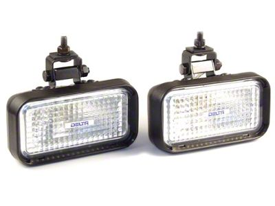 Delta 5-3/4 in. Flex Rectangular Xenon Back-Up Light Kit