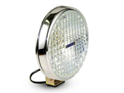 Delta 6 in. 100 Series Chrome Thinline Flood Light