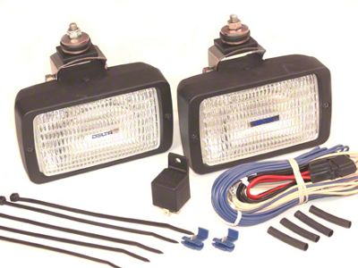 Delta 6 in. 260H Series Xenon Back-Up Light Kit