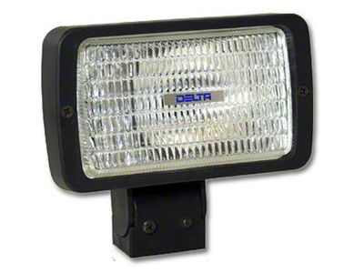 Delta 6x3.5 in. 280H Series Rectangular Fixed Mount Work Light