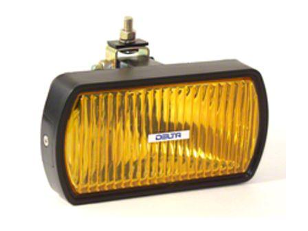 Delta Hot Shot Amber Fog Light Kit