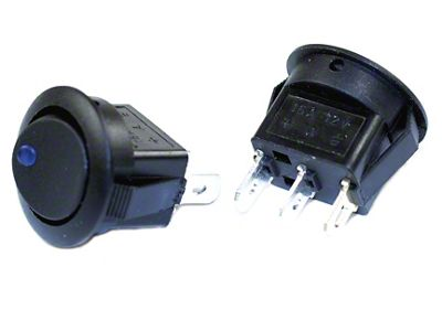 Delta Illuminated OEM Rocker Switch (07-18 Silverado 1500)