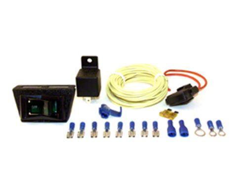 Delta Rocker Heavy Duty Switch Kit (07-18 Silverado 1500)