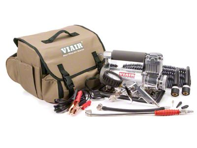 Viair 400P-RV Automatic Portable Air Compressor Kit