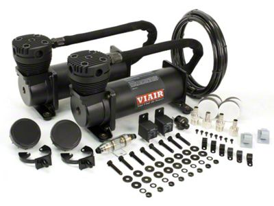 Viair Dual Stealth Black 480C Air Compressors