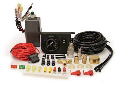 Viair Onboard Air Hookup Kit (99-19 Silverado 1500)