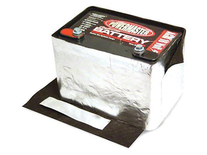 DEI Battery Insulation Kit (07-18 Silverado 1500)