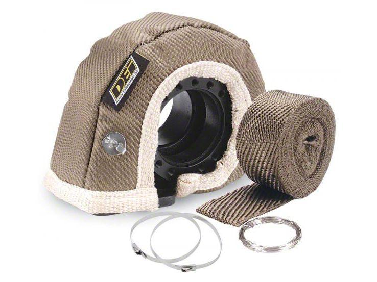 DEI Titanium T25/T28 Turbo Shield Kit (07-18 Silverado 1500)