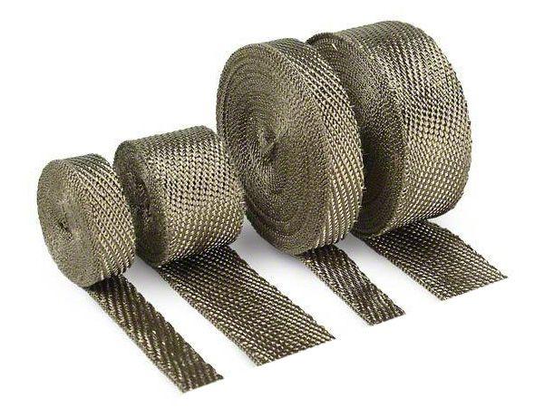 DEI Titanium Exhaust Wrap (99-18 Silverado 1500)