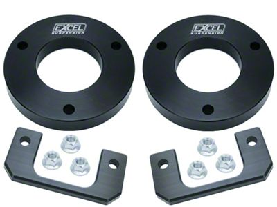 Excel Suspension 2.25 in. XDS Series Billet Leveling Kit (07-18 Silverado 1500)