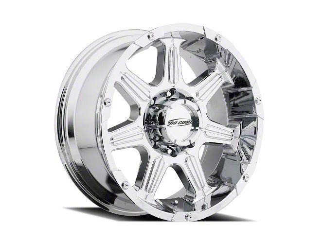 Pro Comp District Chrome 6-Lug Wheel - 20x9 (99-18 Silverado 1500)