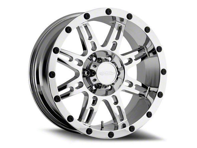 Pro Comp Series 6631 Chrome 6-Lug Wheel - 20x9 (99-18 Silverado 1500)