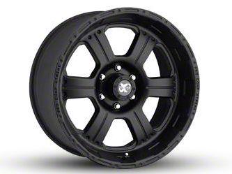 Pro Comp Series 7089 Matte Black 6-Lug Wheel - 17x8 (99-18 Silverado 1500)
