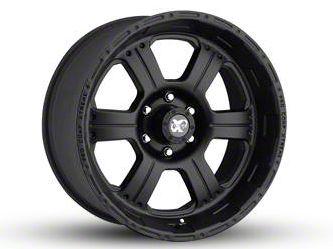 Pro Comp Series 7089 Matte Black 6-Lug Wheel - 17x9 (99-18 Silverado 1500)