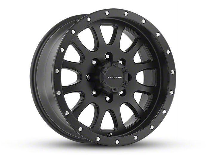 Pro Comp Syndrome Satin Black 6-Lug Wheel - 20x9 (99-18 Silverado 1500)