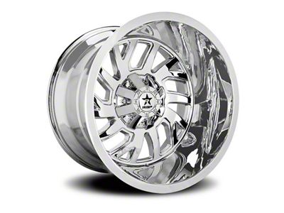 RBP 65R Glock Chrome 6-Lug Wheel - 20x12 (99-18 Silverado 1500)