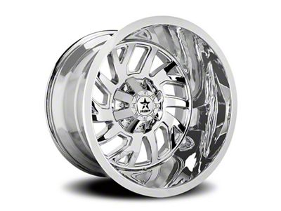 RBP 65R Glock Chrome 6-Lug Wheel - 22x12 (99-18 Silverado 1500)