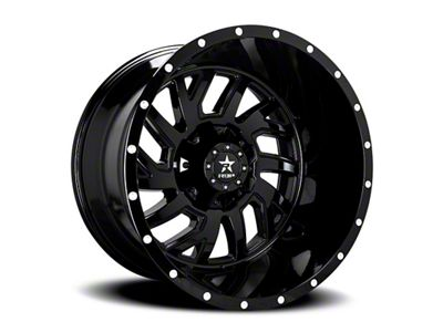 RBP 65R Glock Full Black 6-Lug Wheel - 22x12 (99-18 Silverado 1500)