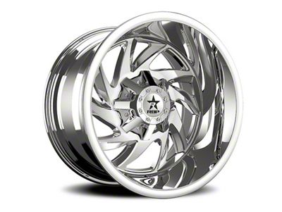 RBP 66R HK-5 Chrome 6-Lug Wheel - 20x12 (99-18 Silverado 1500)