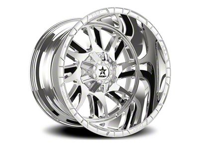 RBP 69R Swat Chrome w/ Black Inserts 6-Lug Wheel - 22x12 (99-18 Silverado 1500)