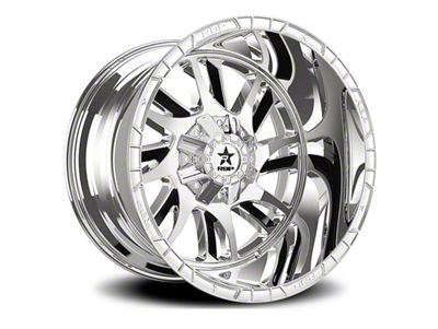 RBP 69R Swat Chrome w/ Black Inserts 6-Lug Wheel - 24x14 (99-18 Silverado 1500)