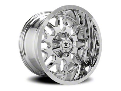 RBP 73R Atomic Chrome 6-Lug Wheel - 22x12 (99-18 Silverado 1500)