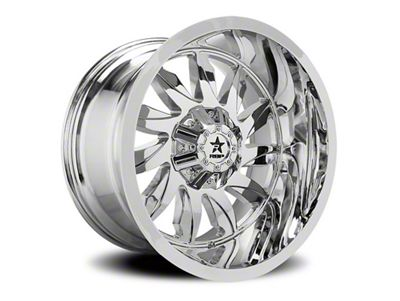 RBP 74R Silencer Chrome 6-Lug Wheel - 22x12 (99-18 Silverado 1500)