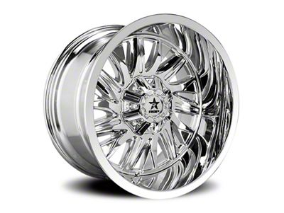 RBP 75R Batallion Chrome 6-Lug Wheel - 22x12 (99-18 Silverado 1500)