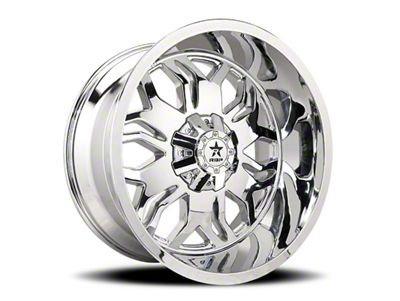 RBP 87R Blade Chrome 6-Lug Wheel - 20x12 (99-18 Silverado 1500)