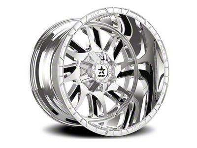 RBP 69R Swat Chrome w/ Black Inserts 6-Lug Wheel - 20x10 (99-18 Silverado 1500)
