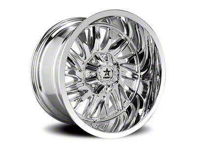 RBP 75R Batallion Chrome 6-Lug Wheel - 20x9 (99-18 Silverado 1500)
