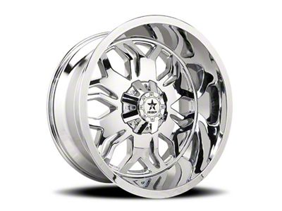 RBP 87R Blade Chrome 6-Lug Wheel - 24x12 (99-18 Silverado 1500)