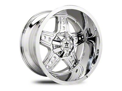 RBP 90R Colt Chrome 6-Lug Wheel - 22x12 (99-18 Silverado 1500)