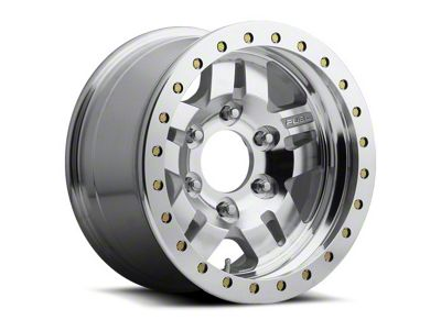 Fuel Wheels Anza Bead Lock Raw Machined 6-Lug Wheel - 17x9 (99-19 Silverado 1500)