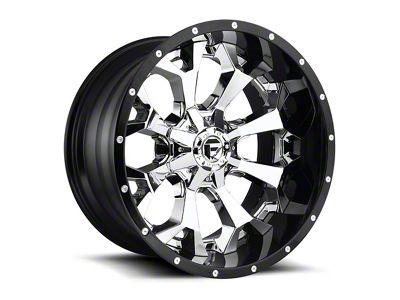 Fuel Wheels Assault Chrome 6-Lug Wheel - 22x12 (99-18 Silverado 1500)