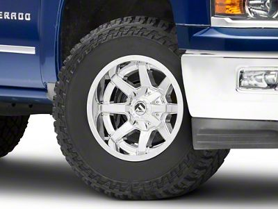Fuel Wheels Maverick Chrome 6-Lug Wheel - 17x10 (99-18 Silverado 1500)