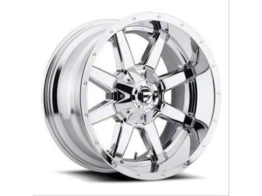 Fuel Wheels Maverick Chrome 6-Lug Wheel - 20x12 (99-18 Silverado 1500)
