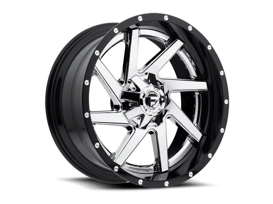Fuel Wheels Renegade Chrome 6-Lug Wheel - 20x10 (99-18 Silverado 1500)