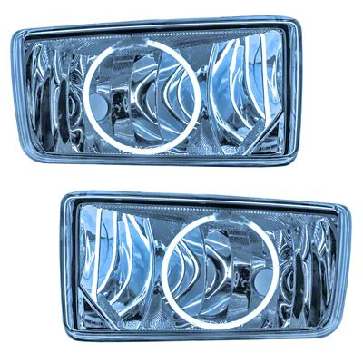 Oracle OE Style CCFL Halo Fog Lights (07-13 Silverado 1500)