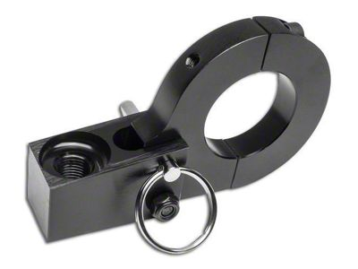 Oracle 1.75 in. Whip Bar Folding Mount Clamp (99-18 Silverado 1500)