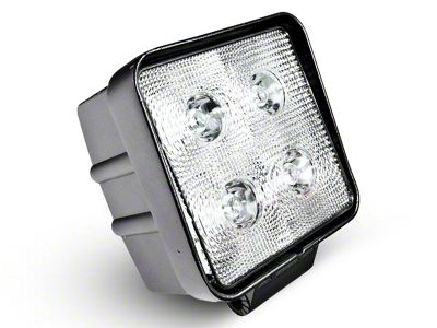 Oracle 5 in. Off-Road Series 40W Square LED Light - Spot Beam