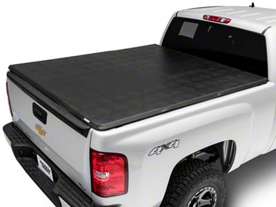 Barricade Hard Folding Bed Cover (07-13 Silverado 1500)