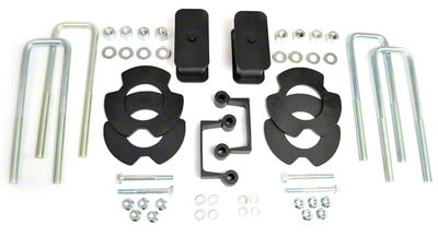 RBP 3 in. Front / 1 in. Rear Leveling Kit (07-18 Silverado 1500)