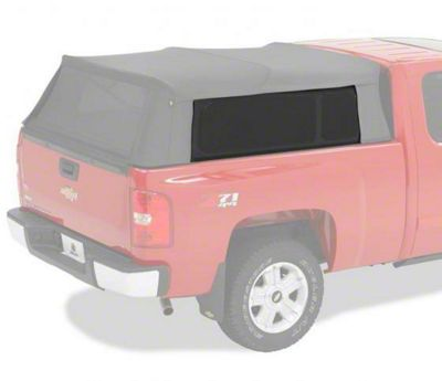Bestop Replacement Tinted Windows for Supertop Soft Bed Topper (07-18 Silverado 1500)